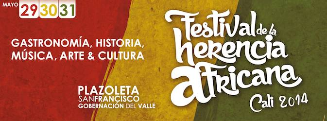 Festival Herencia Africana Cali Colombia