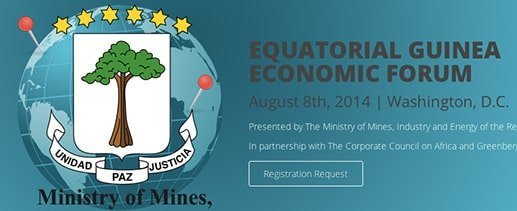 Equatorial Guinea Economic Forum