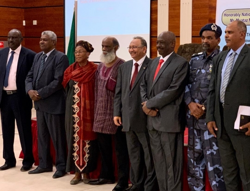 2nd Continental Workshop for Diaspora Focal Points of the African Union