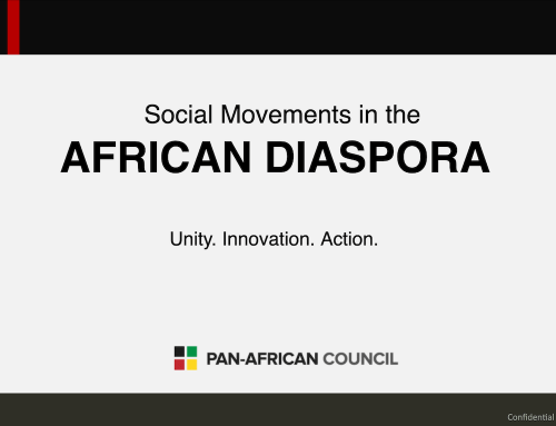 PAC Leaders Invited to Brazil to Speak on Social Movements of the African Diaspora