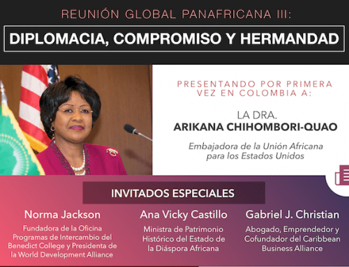 Colombia: 3rd Pan-African Global Meeting