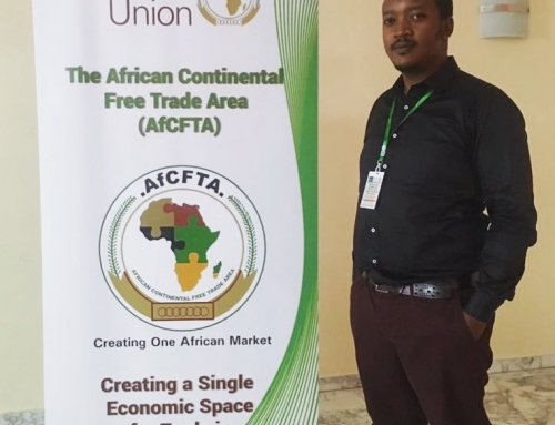 African Continental Free Trade Area (AfCFTA) Policy Development