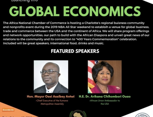 Africa National Chamber of Commerce: Launching into Global Economics