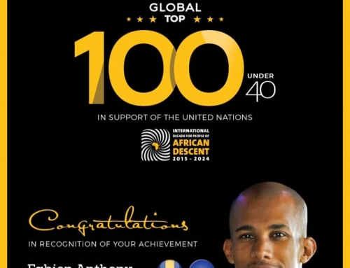 PAC Chairman named Most Influential People of African Descent (MIPAD)