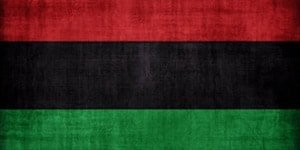 Pan-African Pro-Africa Flag