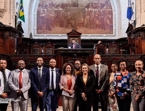 The Legislative Assembly of Rio de Janeiro – Brazil Receives PAC Delegation
