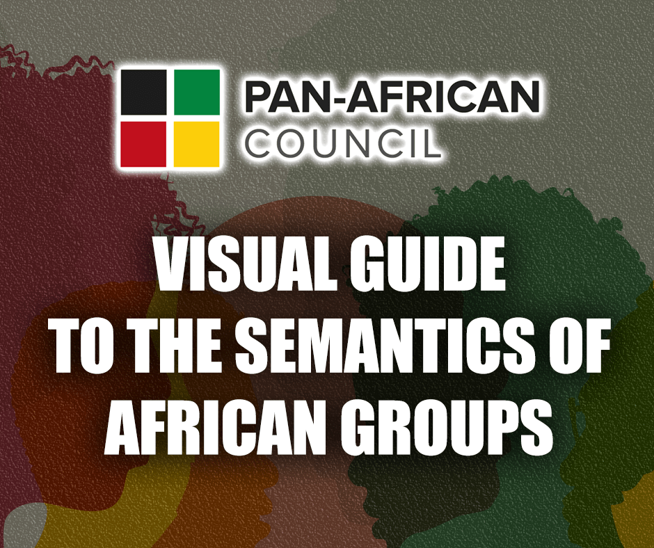 Visual Guide to African Groups